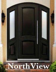 The Fibertech Door Series - Northview Windows & Doors