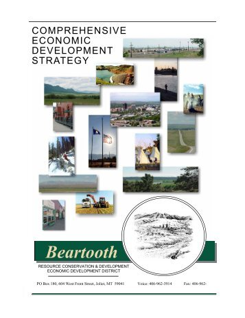 CEDS - Beartooth Resource Conservation and Development Area, Inc.