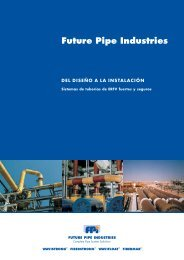 R&P2038_cor brochure_ES - Future Pipe Industries