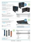 Connect with Black Box fiber solutions. - Page 7