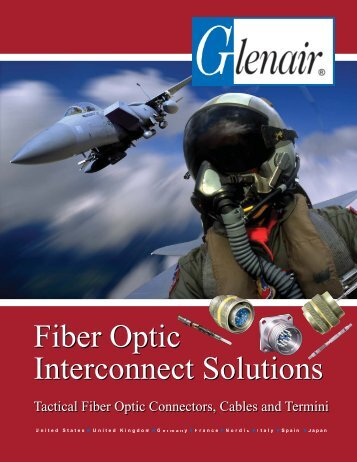Fiber Optic Interconnect Solutions - Pan Pacific Electronics