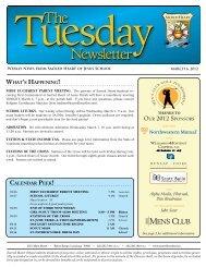 Alpha Media, Fiberseal, Dan Boudreaux John Scott Calendar Peek ...