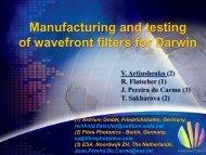 Innovative Fiber Solutions for Process Spectroscopy ... - Congrex