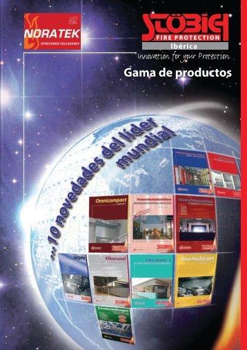 Gama de productos - Domestika
