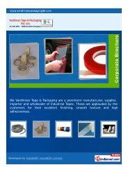 Download PDF - Vardhman Tape & Packaging Pvt. Ltd