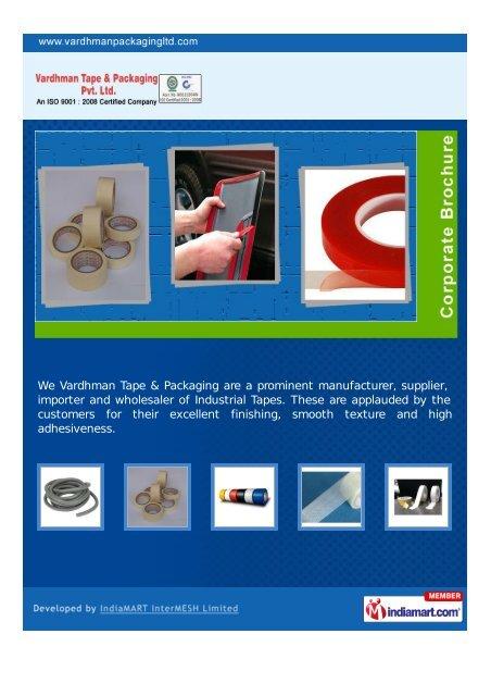 Download PDF - Vardhman Tape & Packaging Pvt. Ltd