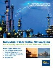 Industrial Fiber Optic Networking - Ultra Electronics Nuclear Sensors ...