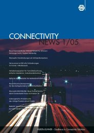 Connectivity News Ausgabe 1/05 - Composites