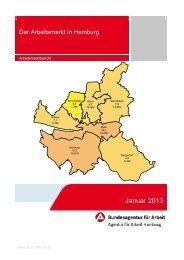 Arbeitsmarktbericht Januar 2013 - UVNord