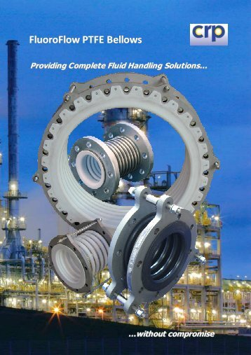 full FluoroFlow Brochure here - PTFE Lined Piping