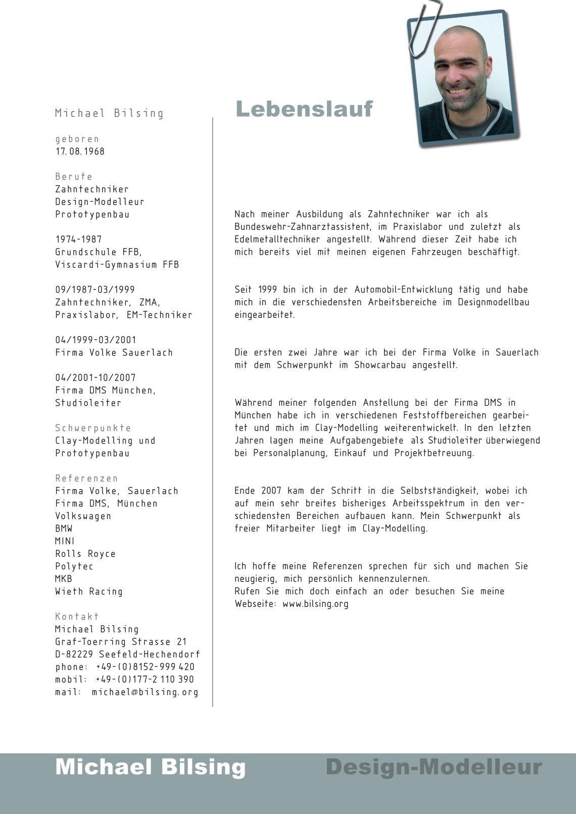 Schön Persönlicher Lebenslauf Erbauer Fotos - Entry Level Resume ...