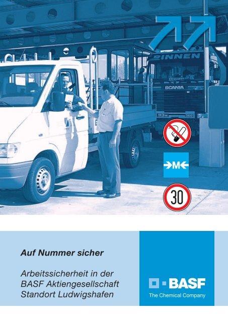 Auf Nummer sicher Arbeitssicherheit in der BASF ... - BASF.com