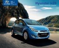 Hyundai ix20 - Garage Ruf AG