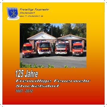 125 Jahre - Freiwillige Feuerwehr Stockelsdorf