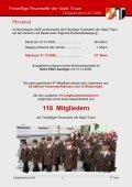 Tätigkeitsbericht 2006 - Freiwillige Feuerwehr der Stadt Traun - Page 4