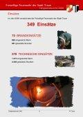 Tätigkeitsbericht 2006 - Freiwillige Feuerwehr der Stadt Traun - Page 5