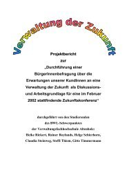 Download als PDF-Datei 350 KB - Dokumentation der ...