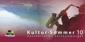 museum Bad Aussee Literatur - Ausseerland Salzkammergut