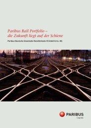 Paribus Rail Portfolio - MIRA GmbH & Co KG