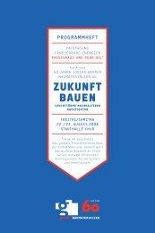 ZUKUNFT BAUEN - Gasser Fassadentechnik