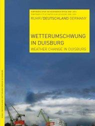 WEttERuMSchWung in DuiSbuRg - Landesinitiative StadtBauKultur ...