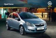 Opel Corsa - Garage Marti AG