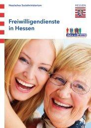 Freiwilligendienste in Hessen - Gemeinsam Aktiv