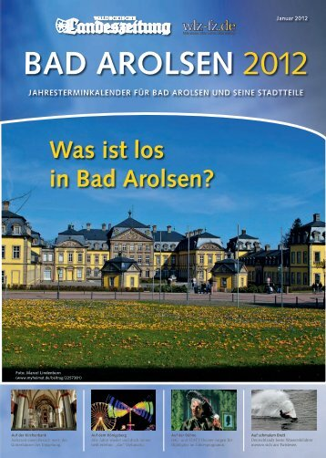 BAD AROLSEN 2012