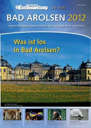BAD AROLSEN 2012