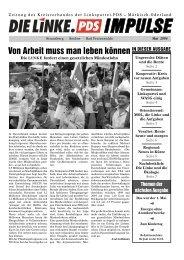 IMPULSE - DieLinke. Fraktion Strausberg