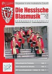 Aus den Mitgliedsvereinen - Hessischer Musikverband