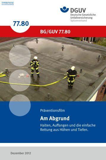 Am Abgrund - Deutsche Gesetzliche Unfallversicherung