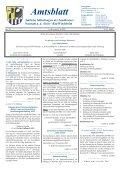 Mit dem Amtsblatt des Landkreises Neustadt a. d. Aisch - Bad ... - Page 5