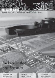 Ein Leben neben dem Ehrenamt - VCP-Bayern