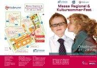 Messe Regional & Kultursommer-Fest Ottobrunn