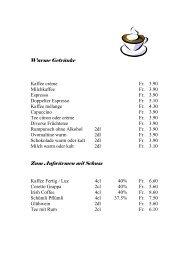 Bier in Flaschen - Gasthaus Waldheim