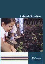 Projekte in Kleingärten - Kreisverband der Kleingärtner Meiningen