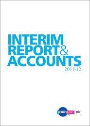 Interim Inners 2011