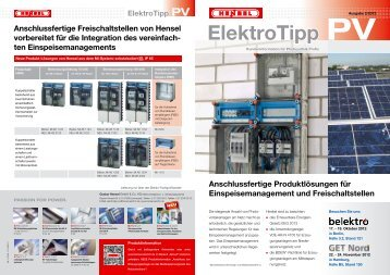 10 Free Magazines From Hensel Electric De