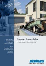 Steinau-Torantriebe als PDF