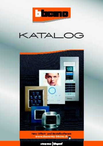 Download Bticino Katalog - Legrand