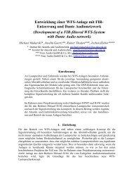 pdf-Download 1,4MB - IFAA Institut für Akustik und Audiotechnik