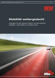 Mobilität weiter gedacht - SEW Eurodrive