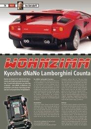 Bericht AMT 05/11 - Kyosho