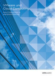 VMware und Cloud Computing