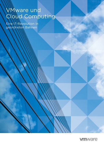 VMware und Cloud Computing