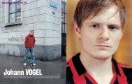 WM-Fieber: Begegnung mit Johann Vogel