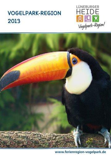 Vogelpark-Region 2013