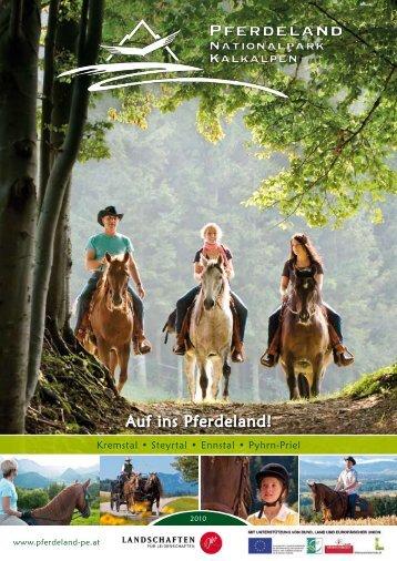 Auf ins Pferdeland!