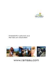 neu im sommer 2012 - Ramsau am Dachstein